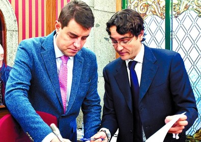 Secretaría 'on fire'