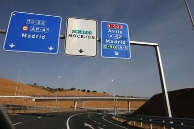 La Junta respalda al Estado con el plan de rescate de las autopistas