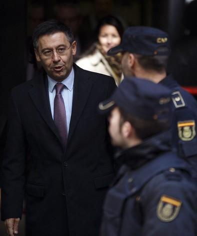 La Fiscalía pide procesar a Bartomeu por fraude fiscal