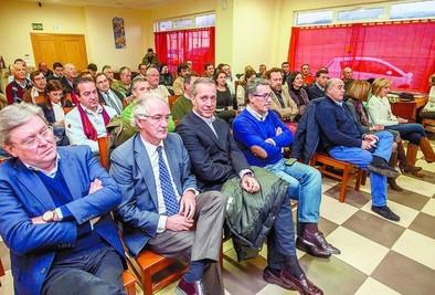 Al PP le quedan sólo por cerrar las candidaturas de cinco municipios