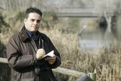 Sánchez: «Antes me 'peleaba' por el río, ahora también por mi ciudad»