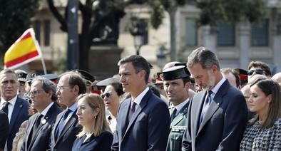 Barcelona enmudece por las víctimas