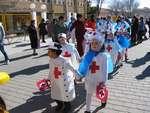 Desfile del Eduardo Sanchiz