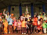 Los niños despidieron al Carnaval de Villarrobledo