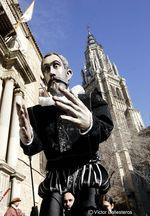 El Greco tiene ganas de calle