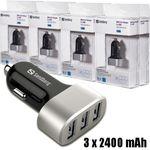 Multicargador de coche, USB, de Sandberg