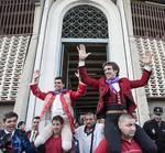 Palencia premia con cuatro orejas la categoría de Hermoso