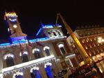 La Plaza Mayor ya huele a Navidad