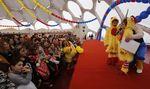 Concurso infantil de disfraces en Val...