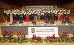 648 estudiantes de dos promociones de...