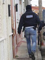 Operación antidroga en el Barrio de l...
