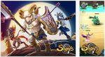 Sigils: la batalla por Raios, disponible para iPad