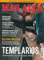 Los Templarios, en la revista Más Allá de la Ciencia