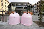 Valladolid se tiñe de rosa por del Día Internacional contra el Cáncer de Mama
