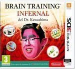 Se lanza Brain Training INFERNAL, del Dr. Kawashima
