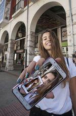El fenómeno de Instagram en Burgos lo lidera Andrea Gómez con más de 85.000 followers