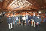 Miguel Ángel Benavente y Fernando Andrés sacaron pecho tras la resolución del Tribunal de la Competencia que da la razón al Tizona en su lucha contra el canon de acceso a ACB