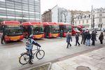 Los nuevos autobuses urbanos