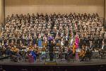 En el Fórum se celebró el concierto participativo del Requiem de Mozart