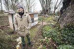 Las huertas de Capiscol echan el cierre tras el ultimátum dado por el Ayuntamiento a los okupas de los terrenos.