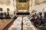 Las Cortes de Castilla y León se reunieron en la Capilla de los Condestables de la Catedral de Burgos