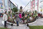 La Feria de la Flores se consolida año tras año y se convierte en una cita esperada por los burgaleses