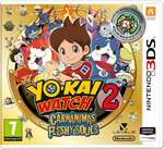 YO-KAI WATCH regresó a Nintendo 3DS