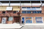 Los locales del campo de fútbol de El Plantío van a ser vaciados en breve plazo.