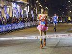 Dani Arce gana por tercera vez consecutiva la San Silvestre Cidiana