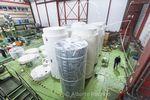 Contenedores para el nuevo almacén de residuos nucleares de Garoña