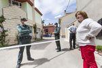 Un matrimonio de Villafruela fallece en un desgraciado accidente tras ser fumigada la casa de al lado