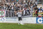 Ante un Plantío pletórico el Burgos sólo pudo lograr un empate sin goles en el primer enfrentamiento del playout por mantener la categoría