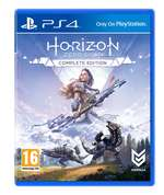Horizon Zero Dawn™ Complete Edition  ya en exclusiva a PlayStation®4