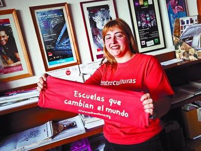 Ana Alcarraz Santamaría DB/Luis López Araico