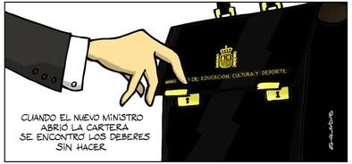 La viñeta de El Clavo