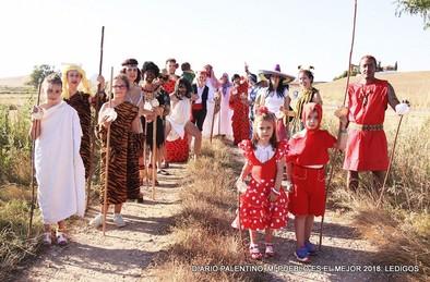 Desde Australia hasta Japón, pasando por África, y desde Sevilla a Aragón, el Camino de Santiago es punto de encuentro y nexo de culturas. Así lo sienten en Ledigos.