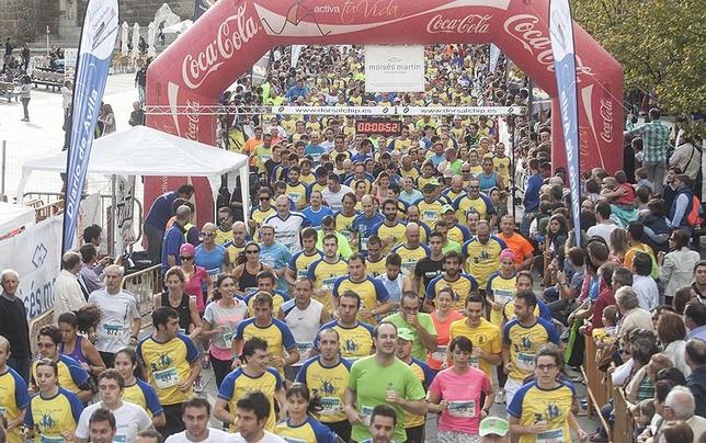 III Carrera Ávila Solidaria.