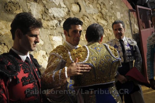 SEGUNDA CORRIDA FERIA CIUDAD REAL 2014