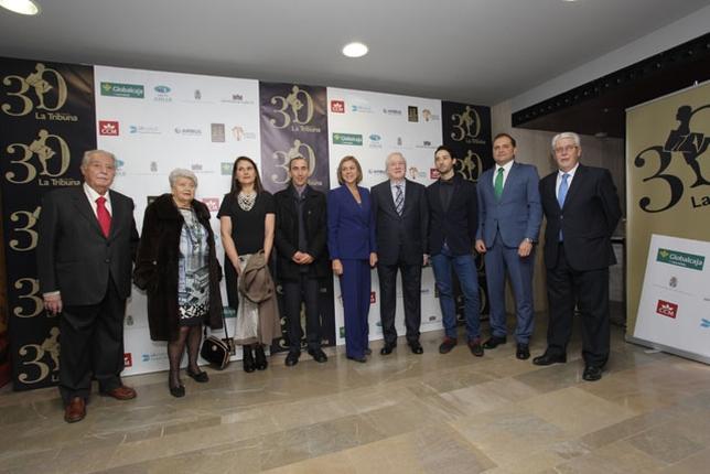 Gala 30 aniversario de La Tribuna de Albacete