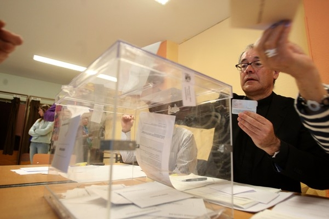Elecciones Municipales y Autonómicas 2015