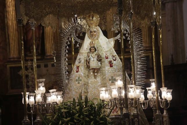 Bajada de la Virgen del Prado