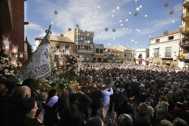 Fiestas de la Paces en Villarta