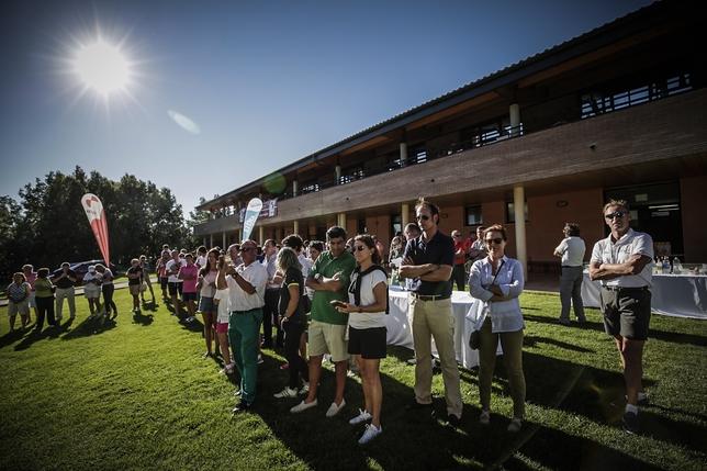 Torneo de Golf Ciudad de Soria - Entrega de premios