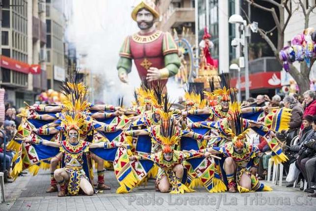 Las mejores imágenes del Domingo de Piñata de Ciudad Real