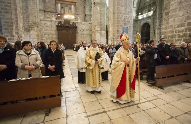 Eucaristía por las Bodas de Oro sacerdotales de Ricardo Blázquez