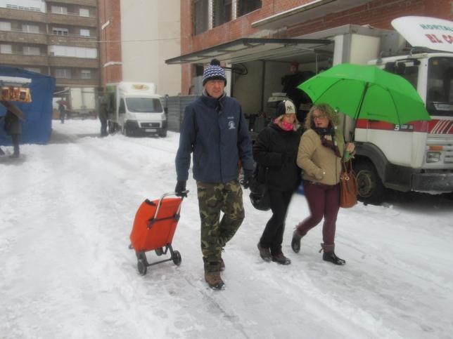 Nieve 27 de enero
