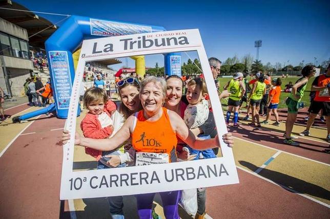 X Carrera Urbana Ciudad Real La Tribuna