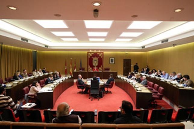Los concejales serán 'transparentes'