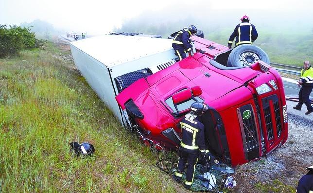 Cinco de las 13 muertes de 2015 han sido en accidentes en la AP-1
