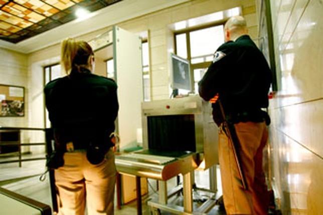Justicia propone que la Guardia Civil gane presencia en la vigilancia de sedes